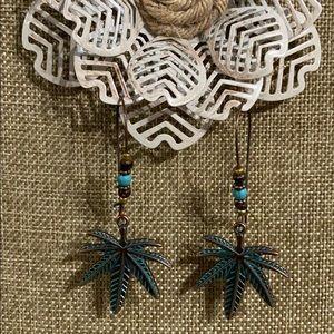Leaf Fashion BoHo Earrings